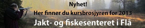 Jakt- og fiskesenteret i Flå