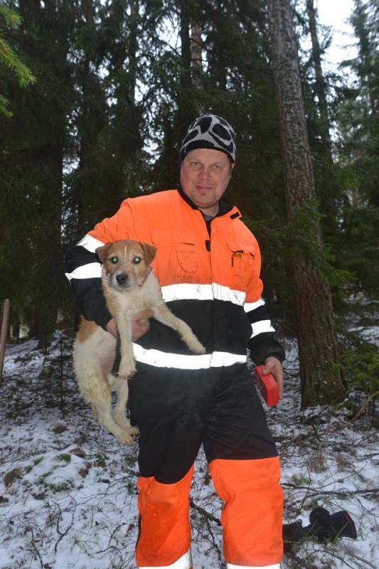 Parson hijakt Finland